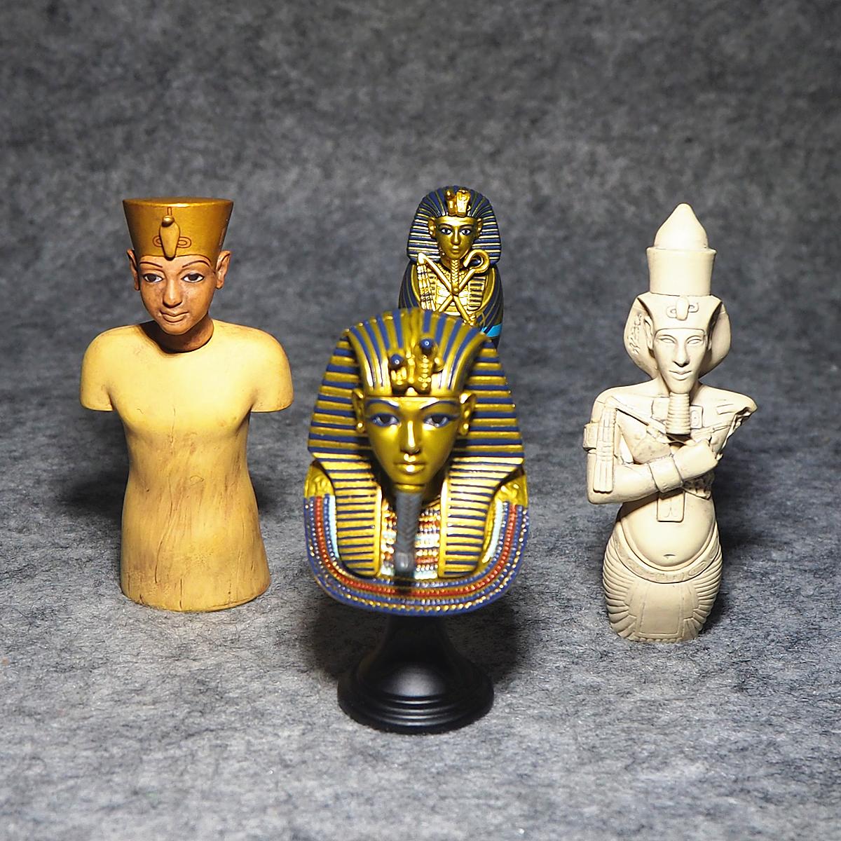 18件 售出:18件 售出:7件 古埃及艳后图坦卡蒙法老王黄金面具埃及装饰