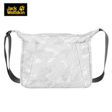 Spring and summer new JackWolfskin Wolf claw fashion leisure commuting wear-resistant 8L neutral diagonal bag 2005501