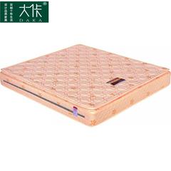 20年质量保证多隆品牌健康床垫 独立弹簧席梦思天然椰棕床垫8233