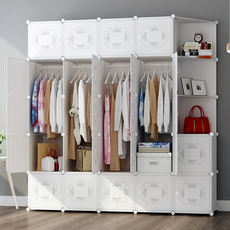 Simple Wardrobe Plas...