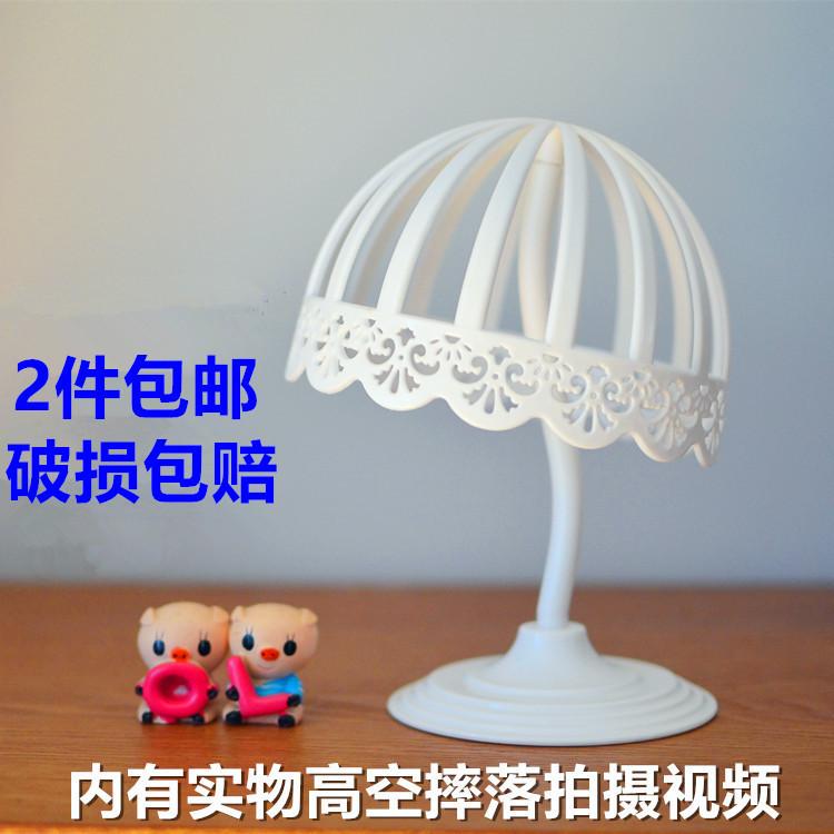 帽子婴幼儿**头围收纳专用塑料帽托帽撑帽架头模多种帽型展示架