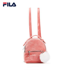 FILA Fila handbag 2018 winter new casual fashion trend simple and generous sports backpack female