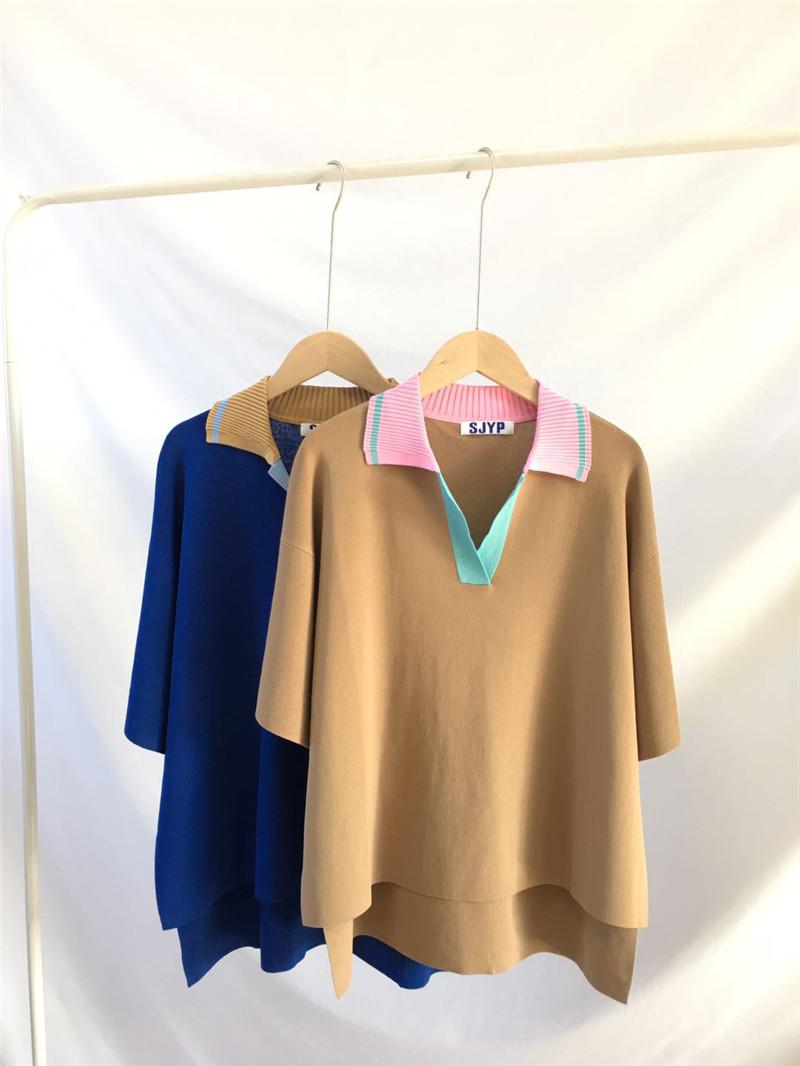 【KOREA】18SS-SJYP針織套裝冰涼絲系列不入手后悔一萬年炒雞舒服