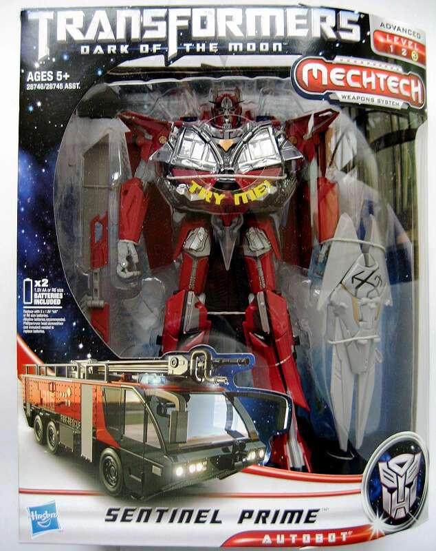 变形玩具金刚 美版 电影3 L级 领袖级 KO版 消防车 御天敌 包邮