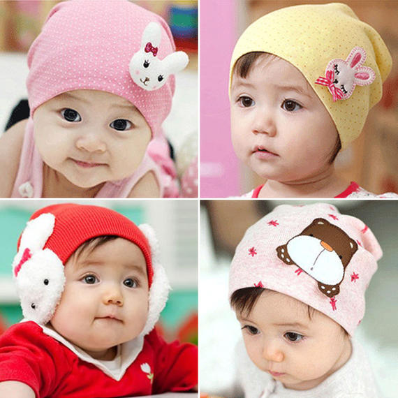 Baby hat newborn cotton caps 0-3-6-12 months spring and autumn men and women baby hat