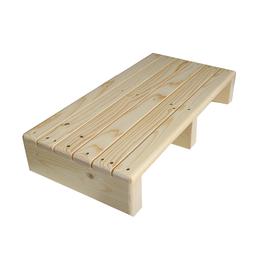 5年老店实木脚踏板垫脚凳台阶脚板淋浴垫脚阳台晾衣增高凳可定制