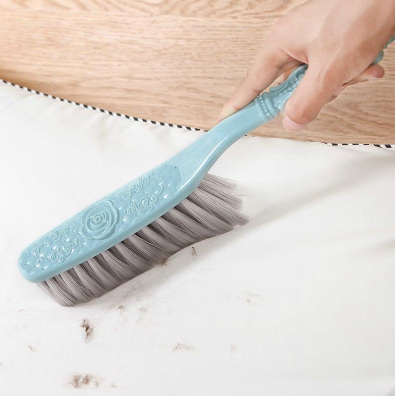 家用刷子软毛刷扫床刷子除尘刷卧室扫床笤帚清洁刷床扫刷床刷