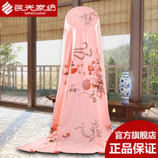 Minguang sheets single piece cotton thick double old Shanghai Mingguang cotton bed simple cotton national old-fashioned sheets