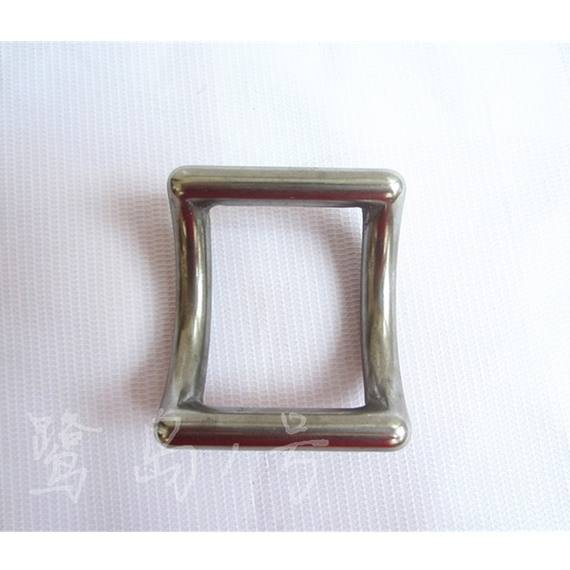 Stainless steel belt buckle cinch buckle stainless steel carriage accessories P018