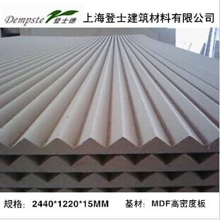 DS-21号三角纹 波浪板 背景板 雕刻板 浮雕板背景板 装饰板波纹板
