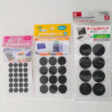 Japan KM single-sided adhesive cushion pad notes speaker small appliances buffer gasket AEVA foam non-slip mat