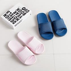 日式情侣浴室拖鞋夏季女居家室内防滑塑料洗浴软底凉拖鞋男士夏天