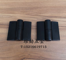 Public toilet sanitary partition hardware fittings partition connecting hardware plastic flat door hinge / only