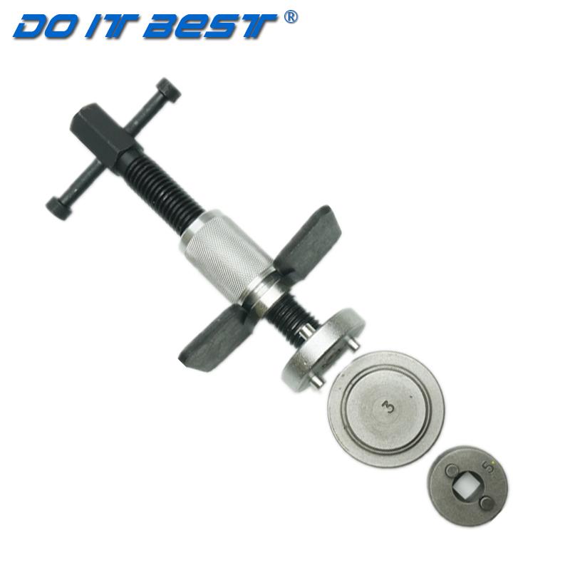 5件套刹车分泵调整组 刹车片更换工具 刹车片调整器 碟刹调整工具