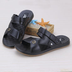 Vietnam imported men's sandals summer sandals casual men's shoes open toe large size sandals men's beach shoes