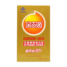 Jinbaitong brand low poly fructose oral liquid 215ml/bottle