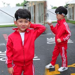 ?学生校服园服小学生冬装春秋教师定制运动会幼儿园冬季班服园
