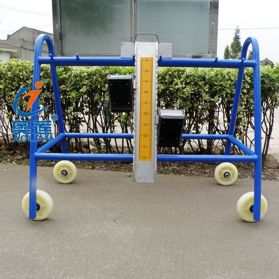 Starting block cart track and field equipment starting block transporter / starting vehicle