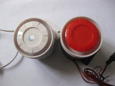 Piezoelectric speaker SG-402/Anti-theft alarm / anti-theft device / with anti-theft device