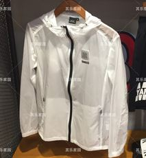 MLB hoodie domestic counter 18 spring and summer NY white ultra-thin section windproof coat 40110,40310
