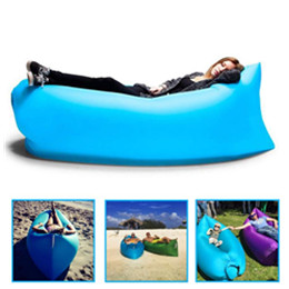 Inflatable Air Sleeping Bags