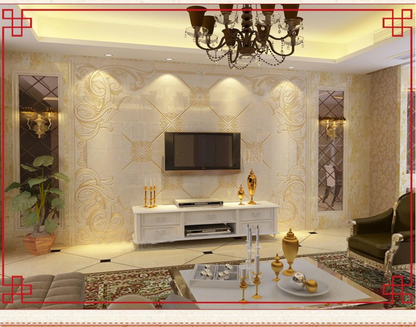 房子装修的好坏,客厅犹如人的脸面,而客厅里的电视背景墙就是人的眼睛