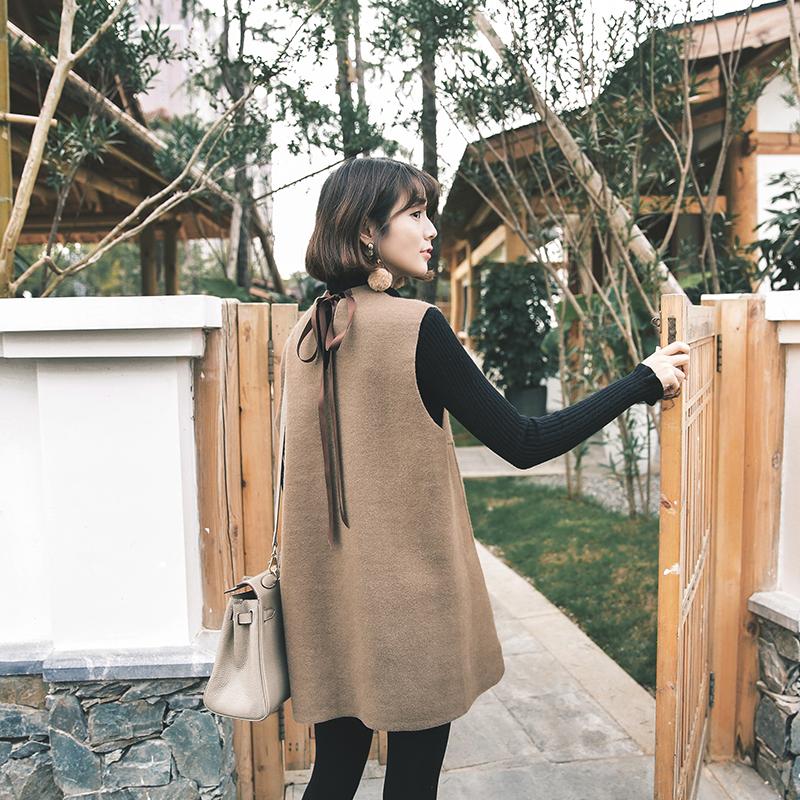 秋冬款连衣裙,让温度与风度并存!