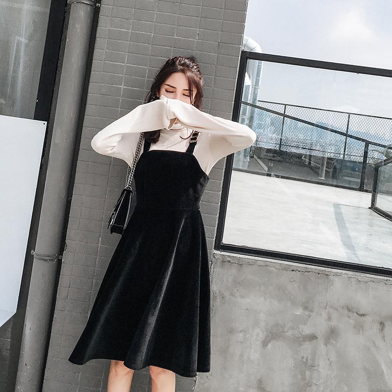 穿腻了黑色?这几种颜色的连衣裙更优雅