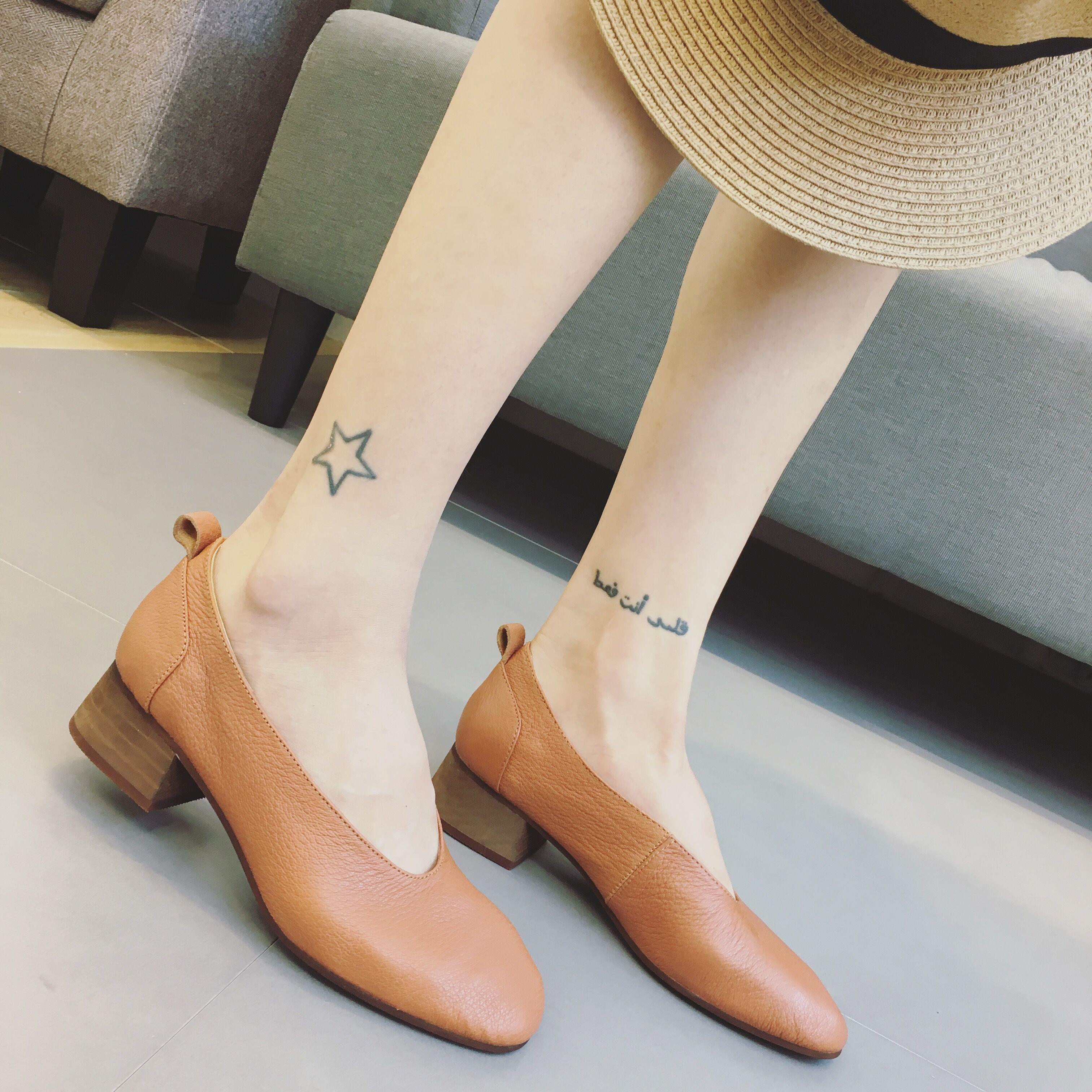 暖春踏青约会,从一双时髦的单鞋开始