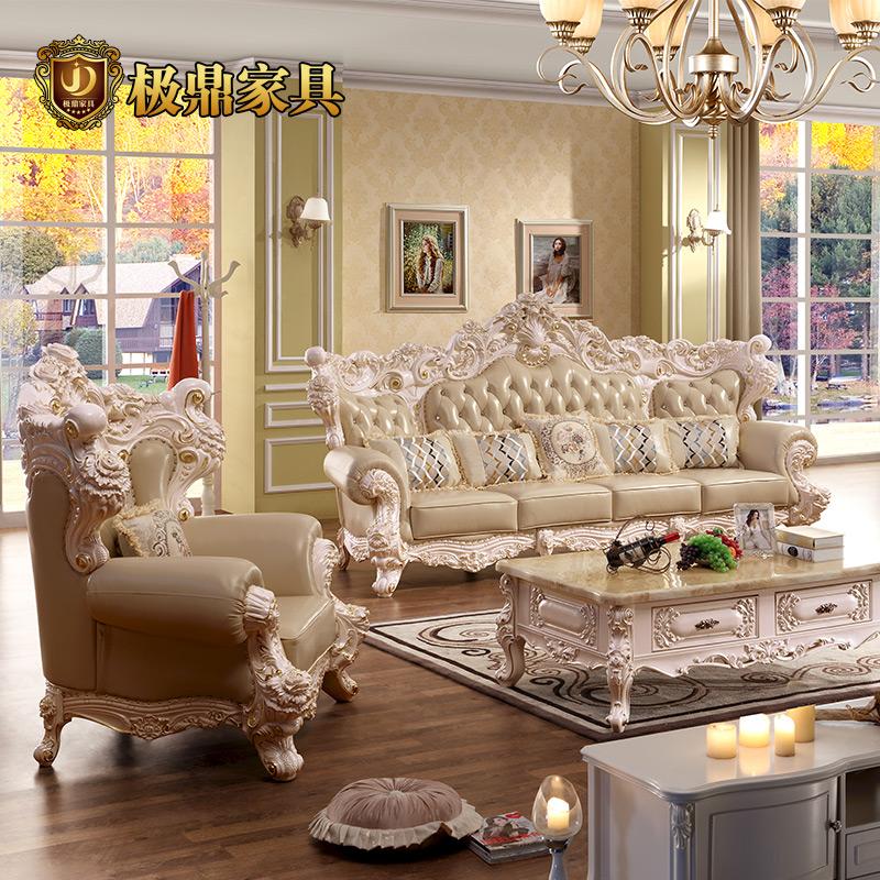 低调奢华欧式沙发,打造浪漫家居体验