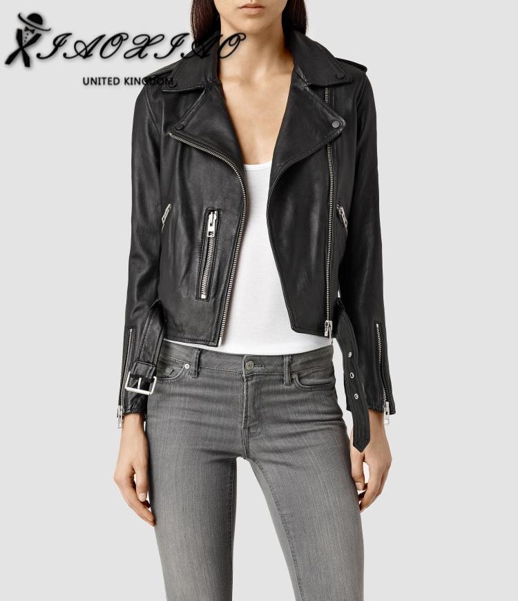 皮衣和牛仔裤,让你秒变时尚icon!