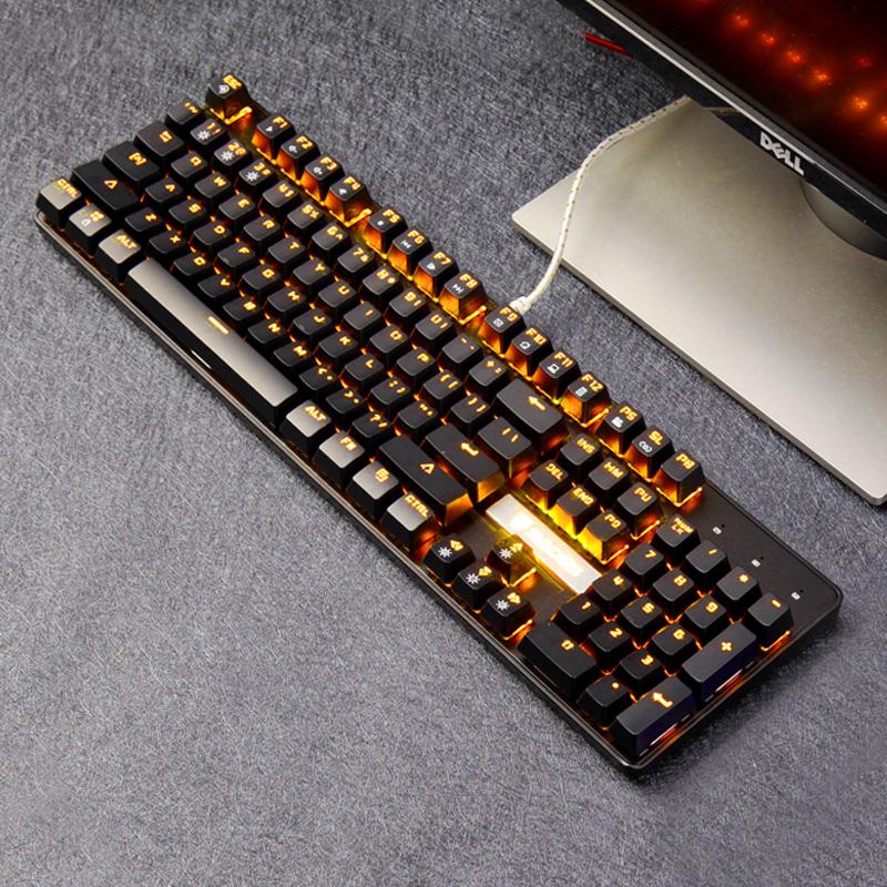 预算百元,5款高性价比吃鸡键盘