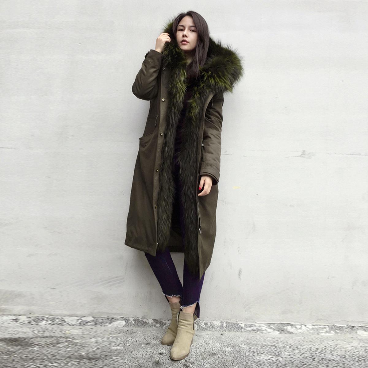 穿的保暖高逼格,我只服派克大衣