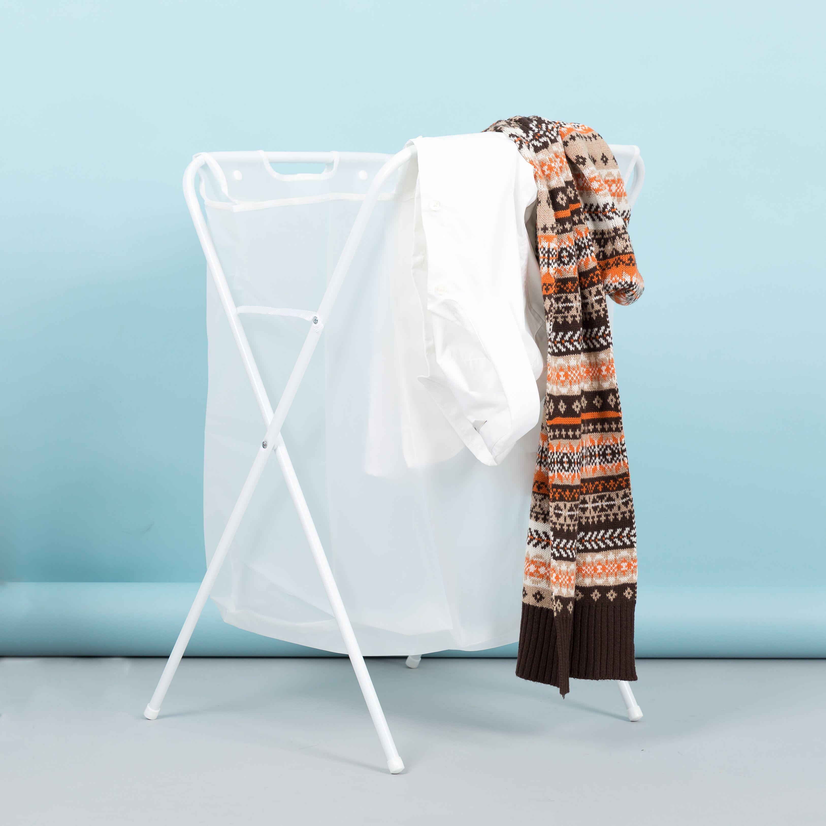 愉悦之家 脏衣篮折叠脏衣篓宜家大号衣服洗衣篮脏衣物衣篓收纳筐