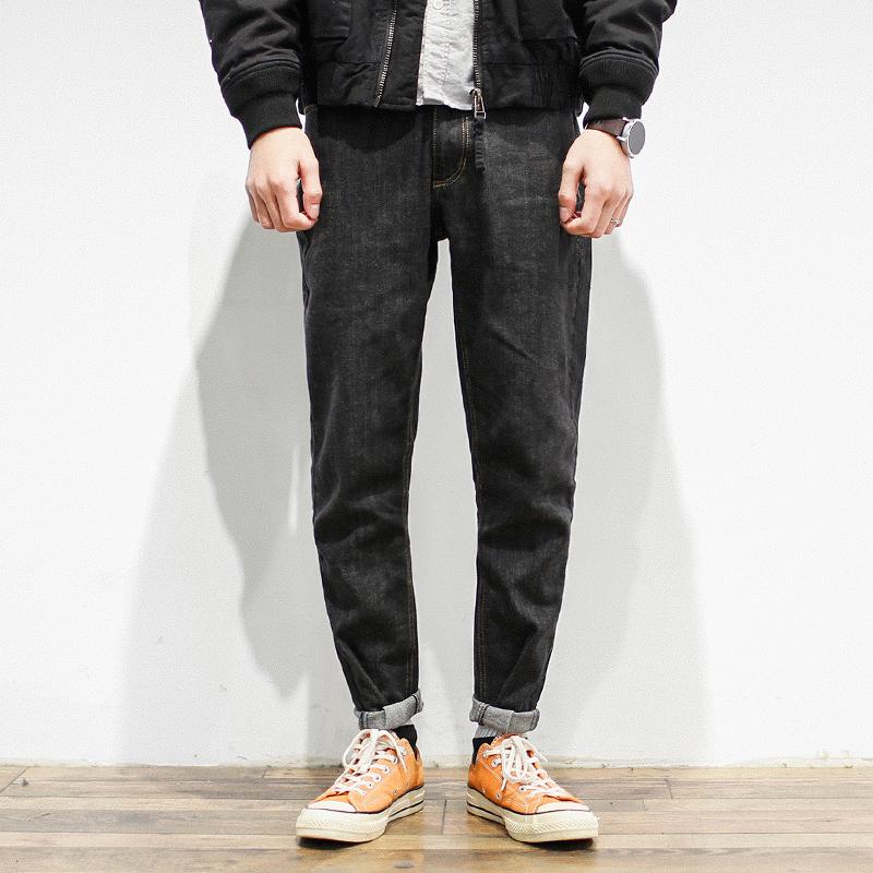 百搭又耐脏的牛仔裤,男神最爱的时尚舒服