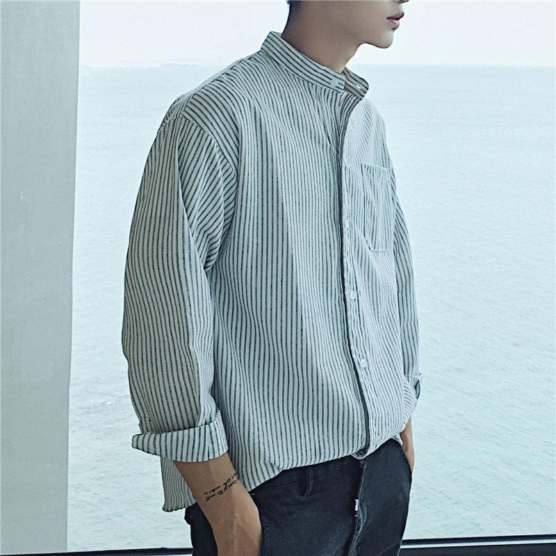 能彰显男士魅力的衬衫,你有吗