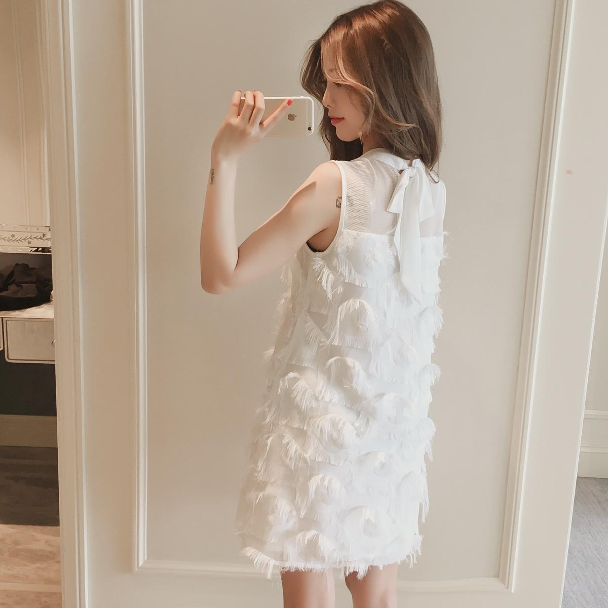 8款清爽连衣裙,适合夏季怕热的妹子
