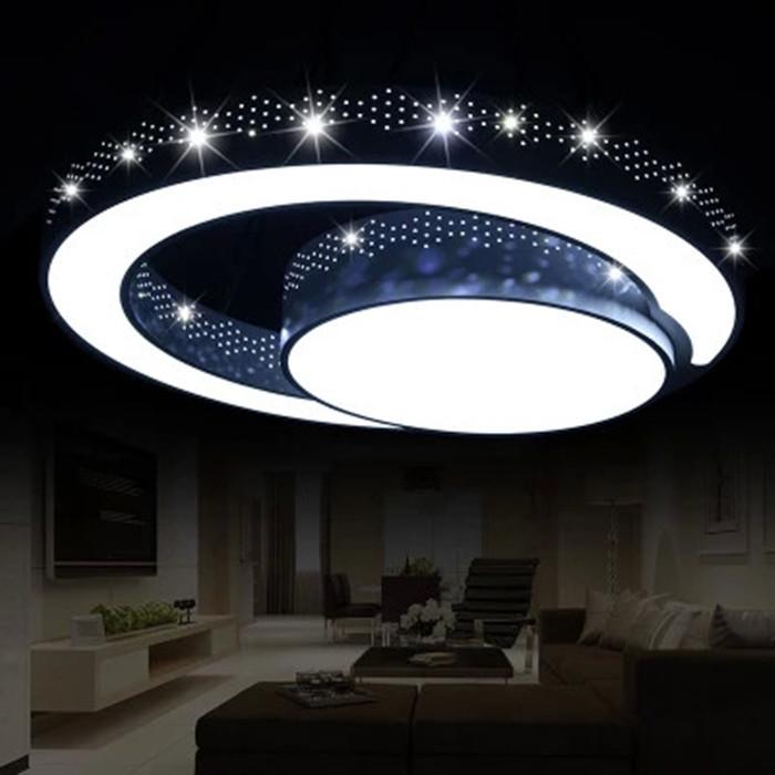 创意个性LED吸顶灯图片