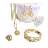 18K Gold Plated Jewelry