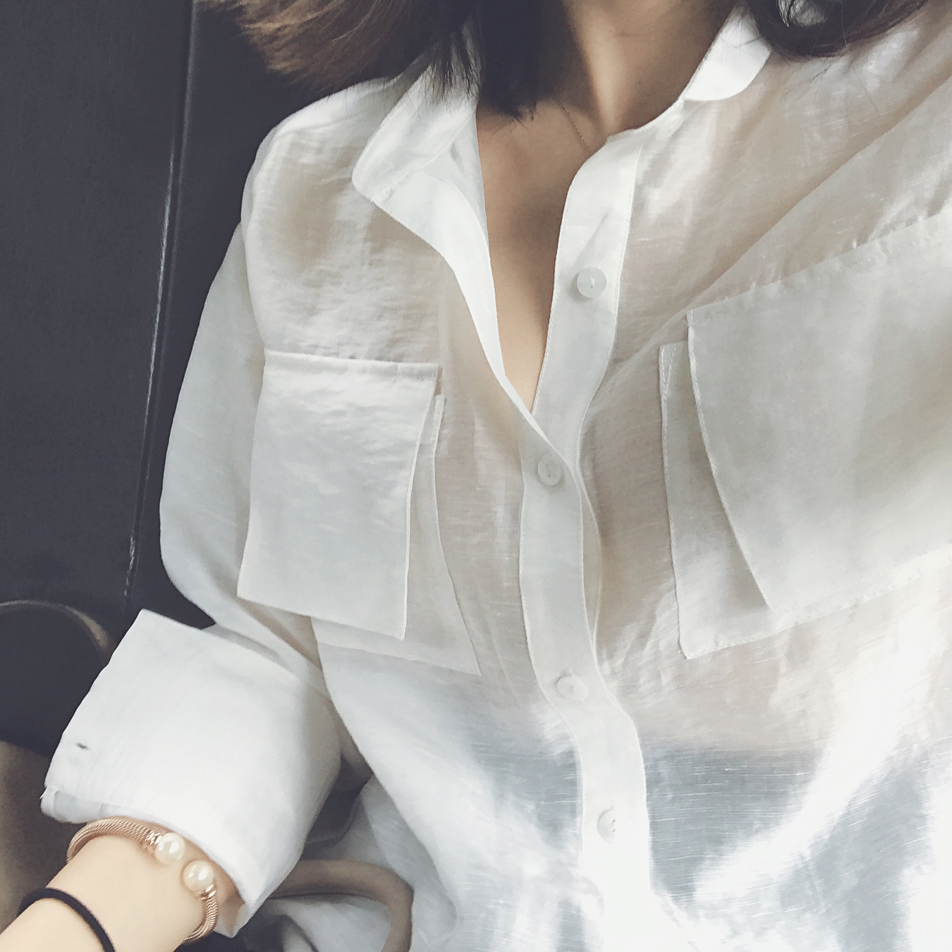 怎样的防晒衫,才能时尚得掉渣