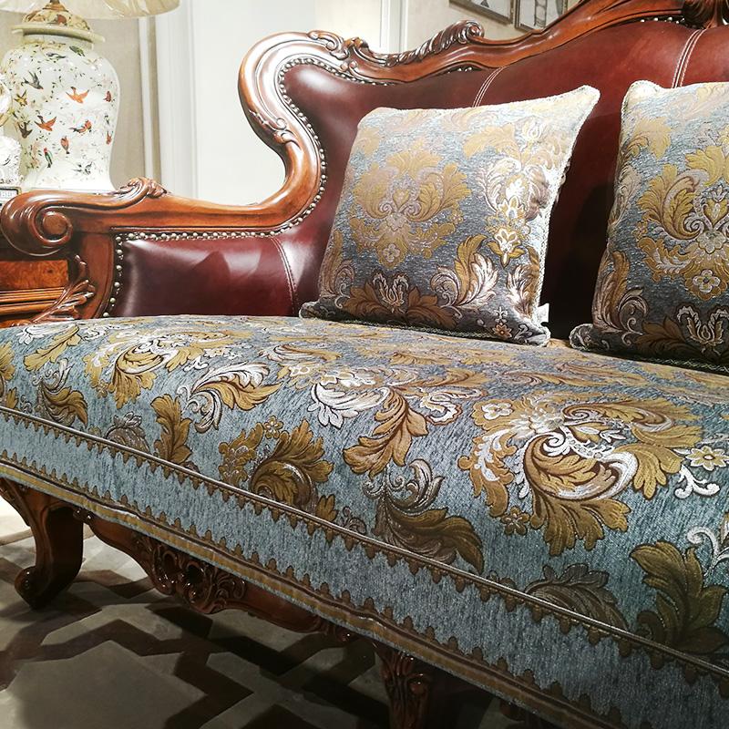 新沙发买到手,首先套上沙发巾