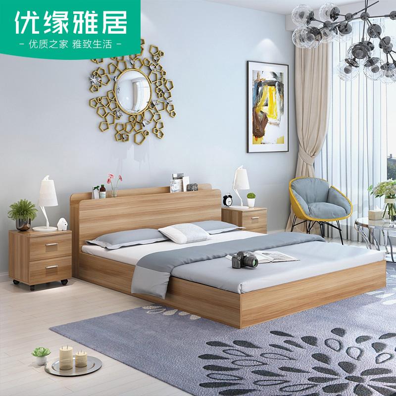 一招改变卧室风格,全靠有逼格的床