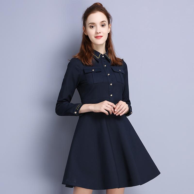 细数衬衫裙的123