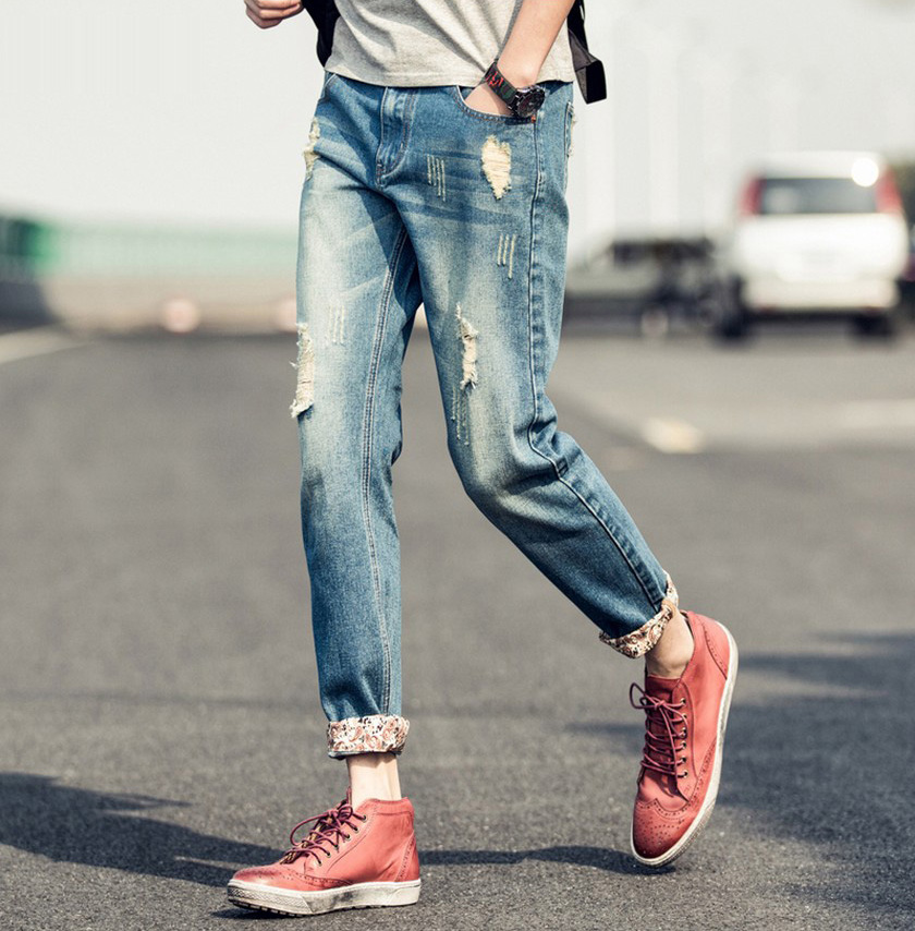 Dress Jeans With Shoes