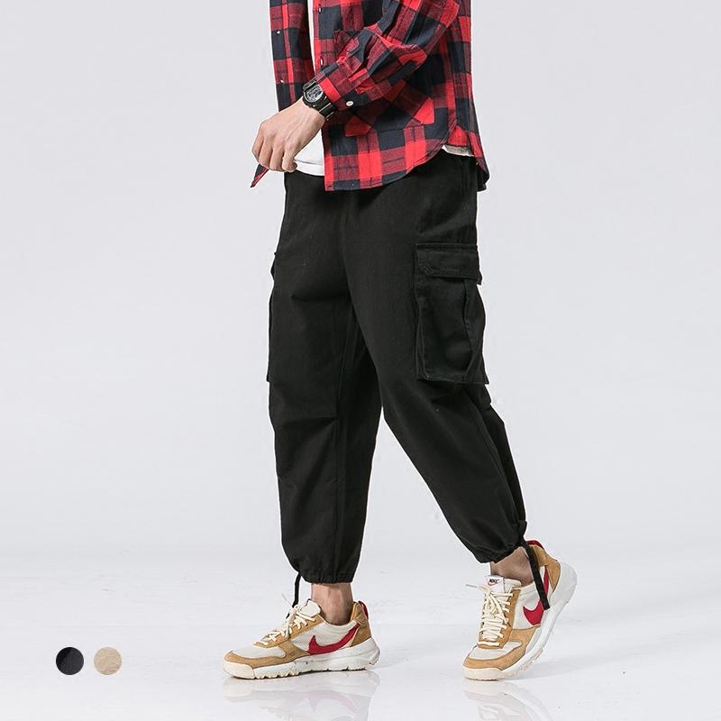 随意穿裤的男孩,身上都有股复古味