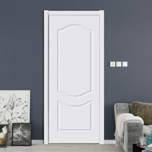 卧室门套装门室内门实木复合免漆门 家用现代卫生间隔断房间 木门