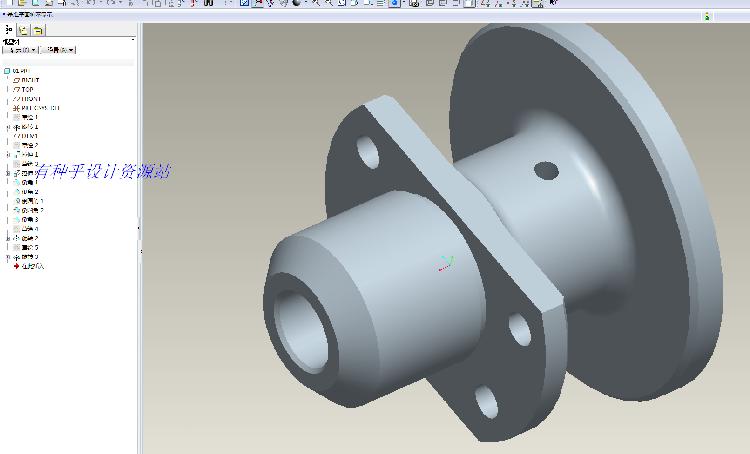 工艺夹具CA6140法兰盘工艺规程及夹具设计工艺卡片说明书CAD图纸