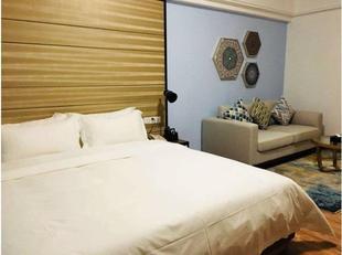 城市便捷酒店铂顿国际公寓佛山岭南天地店豪华大床房