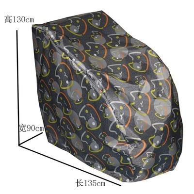 防晒按摩椅套盖巾防水刮遮阳按摩椅J套通用防尘罩罩子防抓