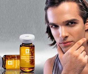 瑞士JTTLER進口男士專用玻尿酸羊胎素原液補水滋養增白細膩肌膚